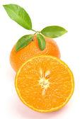 Ripe orange fruit — Stock Photo
