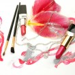 Decorative cosmetics — Stock Photo #35579103