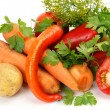 Fresh vegetables — Stock Photo #35579175
