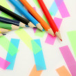 color pencils — Stock Photo #35579789