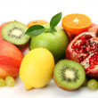 Ripe fruit — Stockfoto