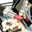 Decorative cosmetics — Stock Photo #35660065