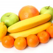 Ripe fruit — Stock Photo