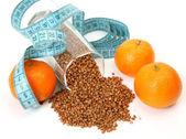 Dietary feed — Stock Photo