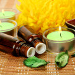 Aromatherapy, spa, massage — Stock Photo #36084663