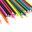 Color pencils for drawing — Stock Photo #36087437