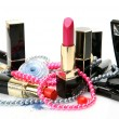 Decorative cosmetics — Stockfoto #36087723