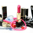 Decorative cosmetics — Stock Photo #36087723