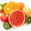 Ripe fruits — Stockfoto
