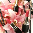 Decorative cosmetics — Stock fotografie
