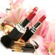 Decorative cosmetics — Foto Stock