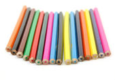 Color pencils for drawing — Stock Photo