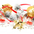 Christmas decorations — Stockfoto #36090269