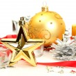 Christmas decorations — Stock Photo #36090295