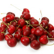 Red cherries — Photo