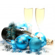 New Year's ornaments — Stock Photo #36906703