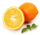 Mogna apelsiner — Stockfoto