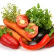 Fresh vegetables — Stock Photo #37300751