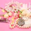 Wedding accessories — Stockfoto #37301207