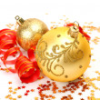 Christmas ornaments — Stockfoto #37301431