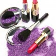 Decorative cosmetics — Stock Photo #37301581