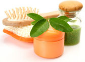 Aromatherapie, spa, massage — Stockfoto