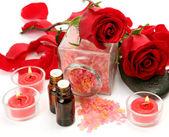 Aromatherapy, spa, massage — Stock Photo
