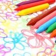 Color pencils — Foto Stock #39073767