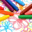 Color pencils — Foto Stock #39073779