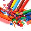 Color pencils — Foto Stock #39073823