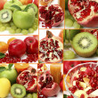 Stock Photo: Ripe fruit