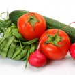 Fresh vegetables for healthy feed — Stock Photo #39074105
