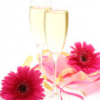 Wine and sweets — Stock Photo #39484487