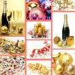 New Year's ornaments — Stock Photo #39485667