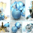 New Year's ornaments — Stock Photo #39485675