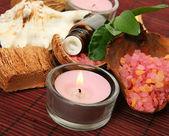Aromaterapi, masaj, spa — Stok fotoğraf