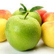 Ripe fruit for healthy feed — Stock Photo #39942995