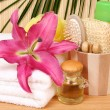 Aromatherapy, spa, massage — Stockfoto #39943187
