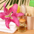 Foto de Stock  : Aromatherapy, spa, massage