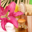 Foto Stock: Aromatherapy, spa, massage