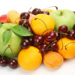 Ripe fruit and berries — Stock Photo #39944843
