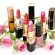 Decorative cosmetics — Foto de stock #39945611