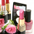 Decorative cosmetics — Stock Photo #39945635