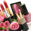 Decorative cosmetics — Foto de stock #39945649