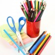 color pencils — Stock Photo #39945747