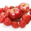 Ripe fruit for healthy feed — Stock Photo #39946389