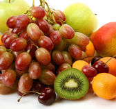 Ripe fruits for a healthy feed — Stock Photo