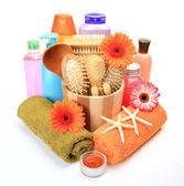 Tematy do pielęgnacji ciała — Zdjęcie stockowe