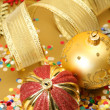 Christmas ornaments — Stockfoto #40939713