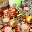 Christmas ornaments — Stockfoto #40939731